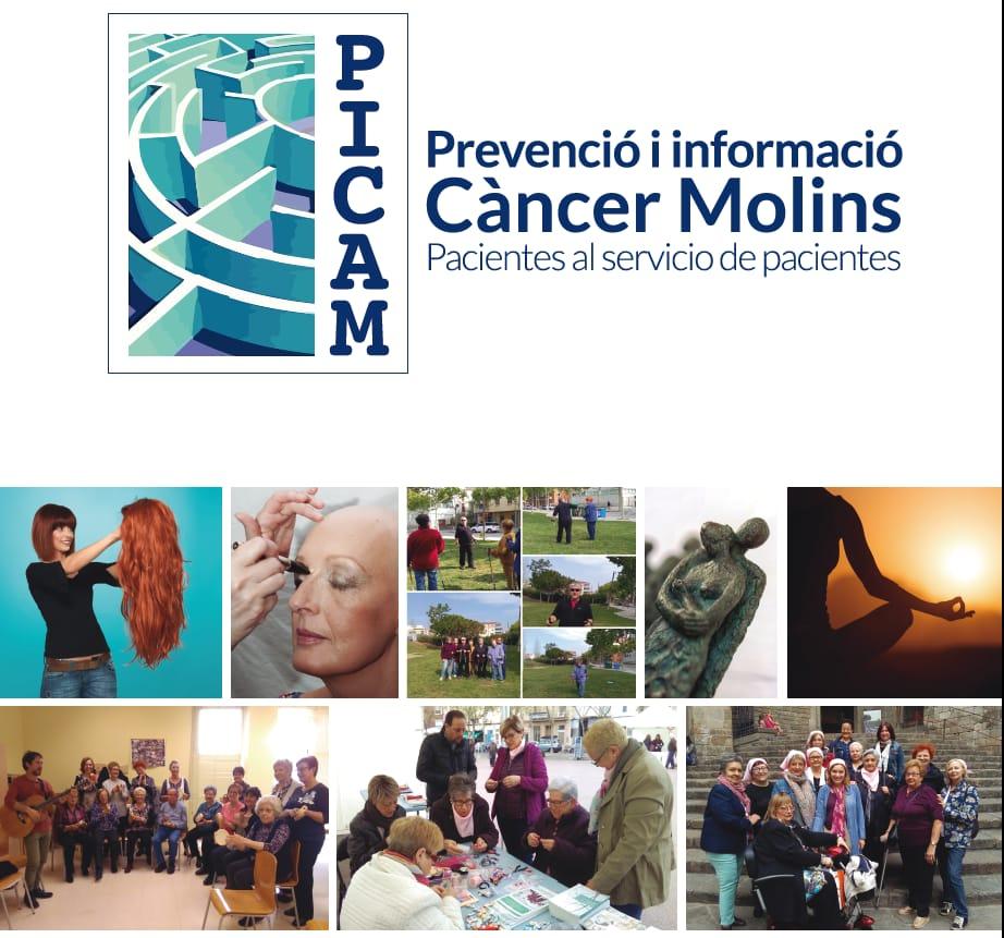 Evento de yoga solidario en favor de Picam contra el cáncer