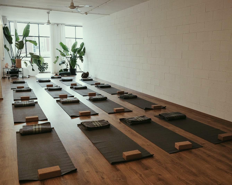 Primer Evento de Yoga Solidario Sahayak Yoga